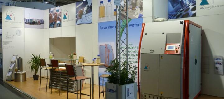 KMU Umweltschutz IFAT 2013/ München